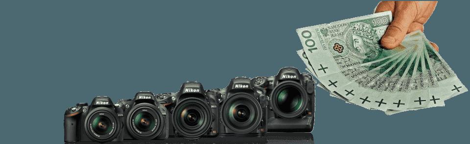 Skup aparatów fotograficznych