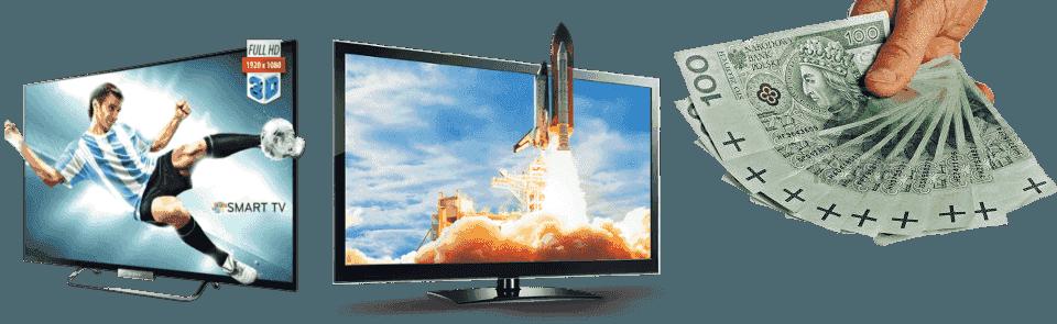 Skup telewizorów i monitorów